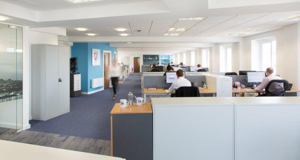 GA\'s refurbished office - a sneak peek inside! -